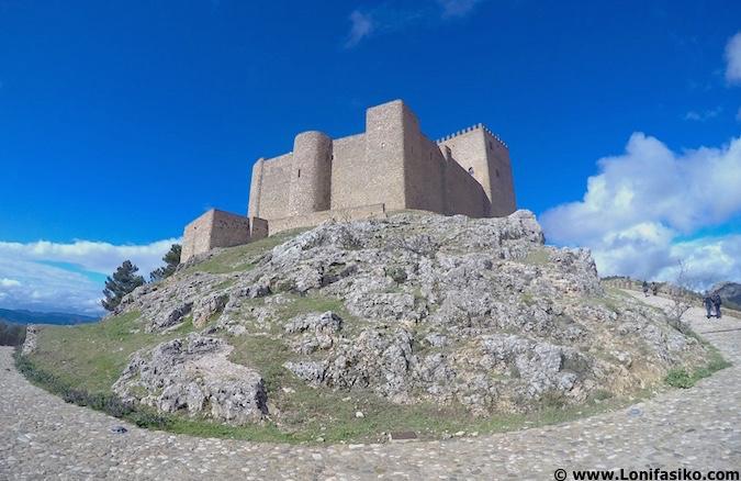 Castillo Segura de la Sierra Jaén