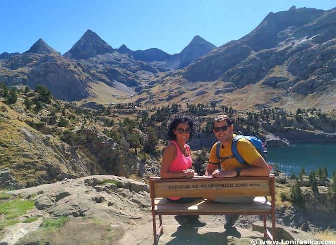 fotos refugio respomuso pirineos