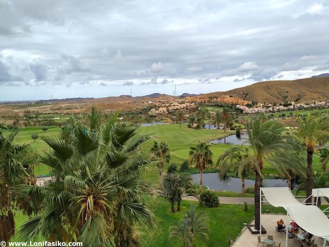 Hotel Valle del Este Golf en Vera Almería