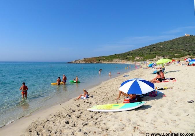 Mejores playas de Córcega Bodri