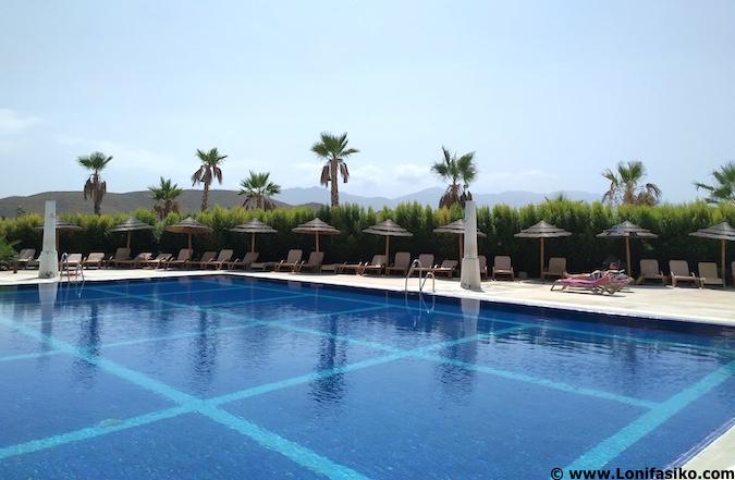 Piscina Hotel Valle del Este Golf Almería