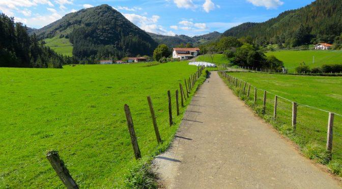 Valle de Olatz en Mutriku