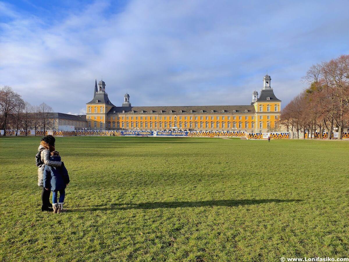 Bonn con niños