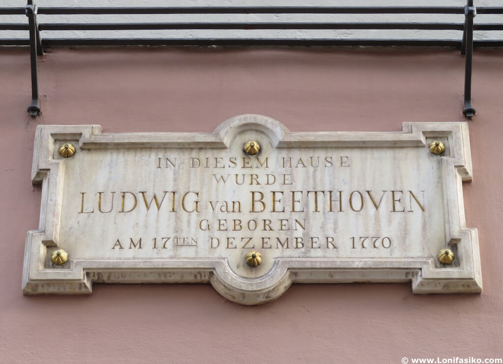 cuándo nació Beethoven año nacimiento compositor