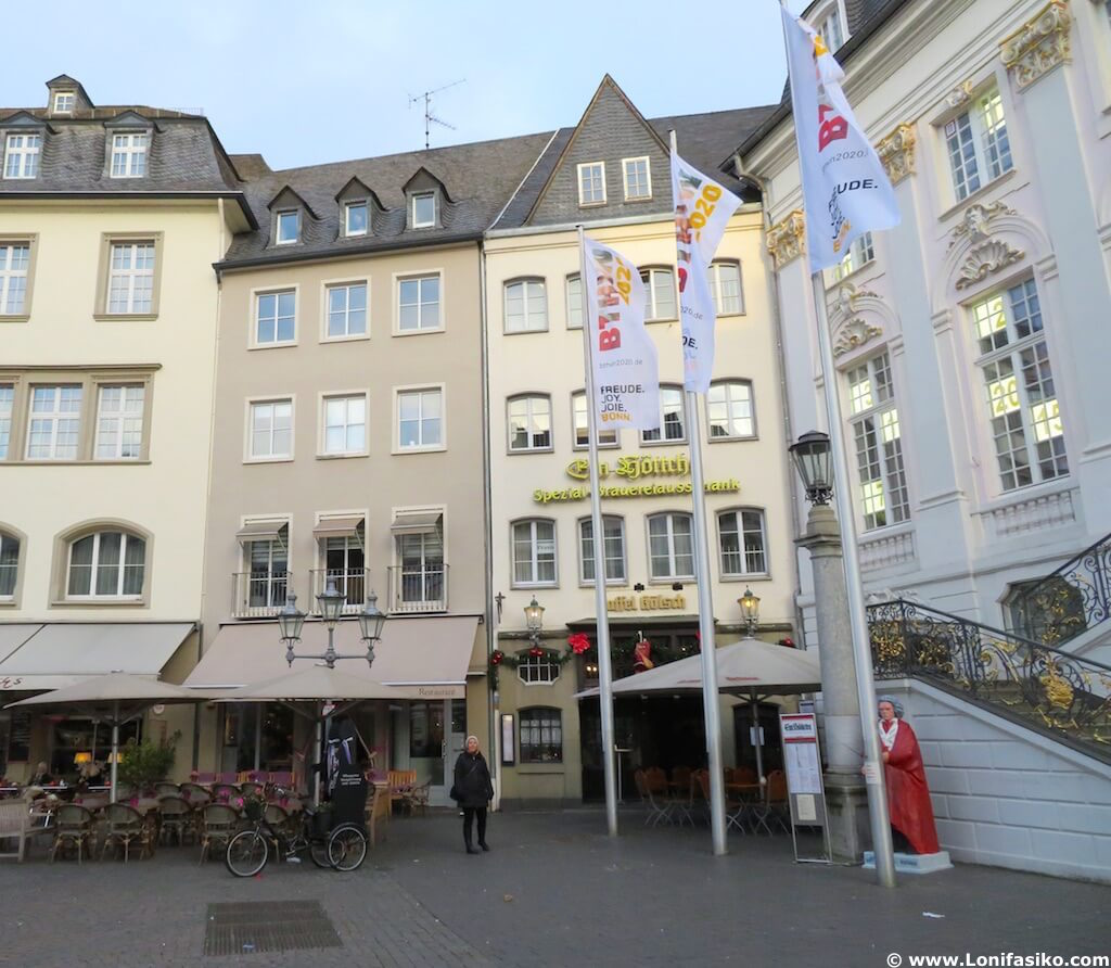 Dónde comer en Bonn Restaurante Em Höttche