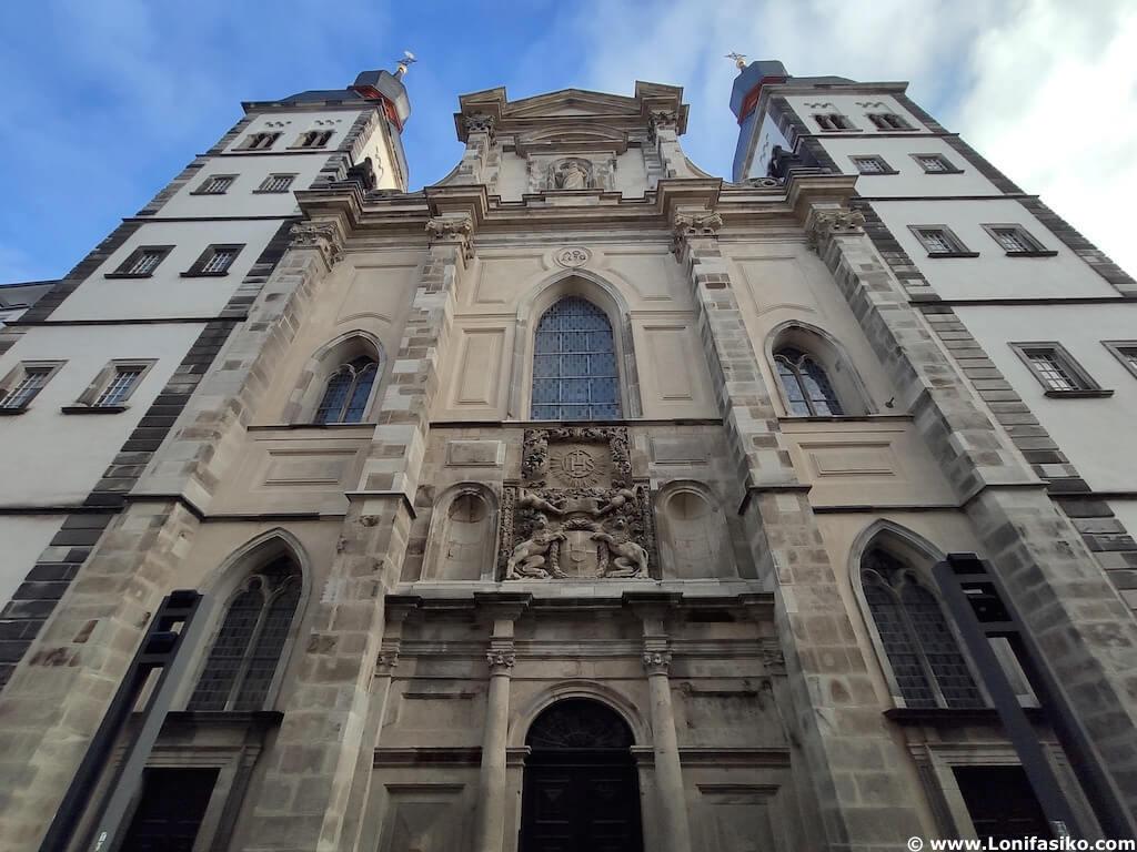 iglesia bonn Alemania
