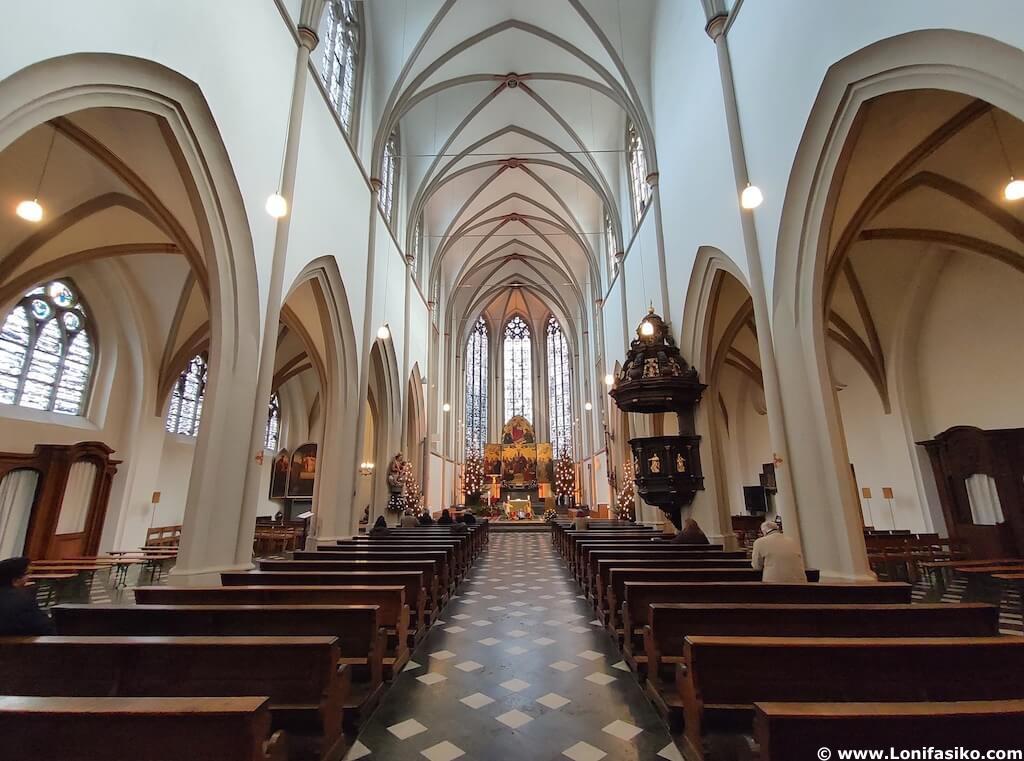 Iglesia de San Remigio en Bonn beethoven