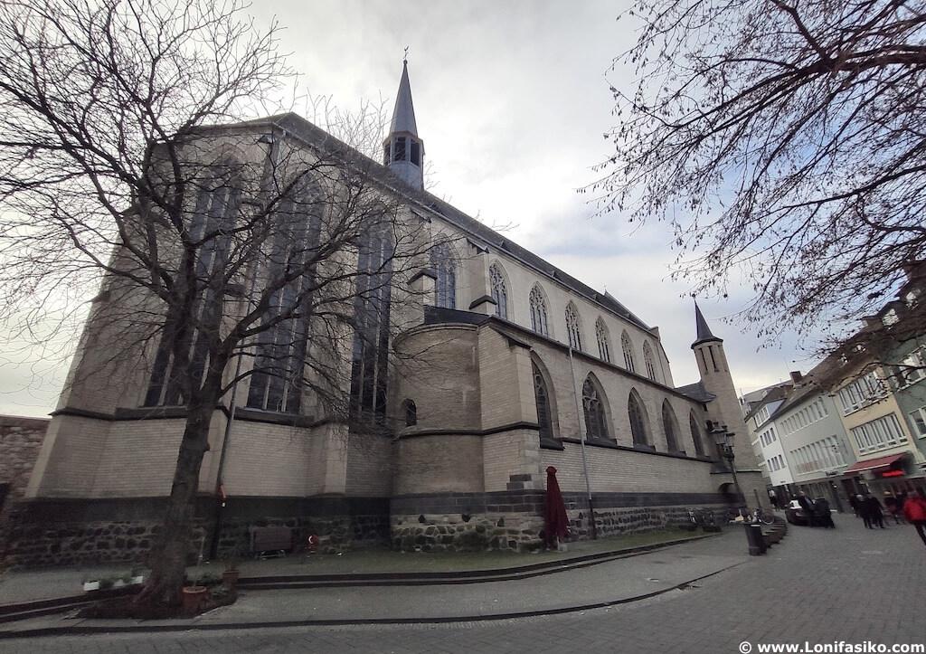 iglesia san remigio bonn