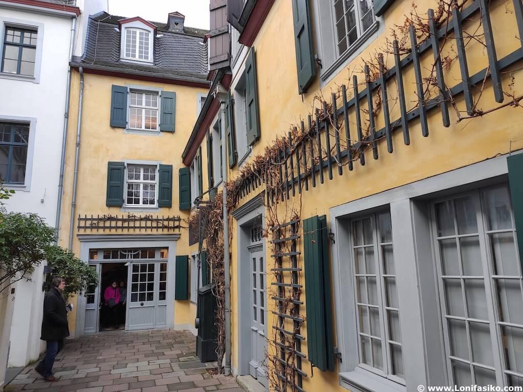 museo beethoven bonn alemania
