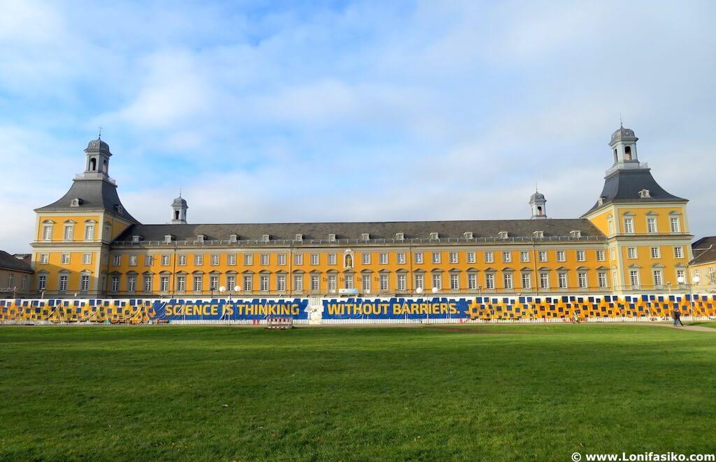 qué ver en Bonn universidad palacio del elector