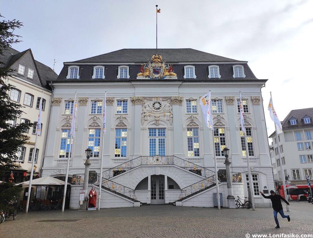 ruta por Bonn en un día