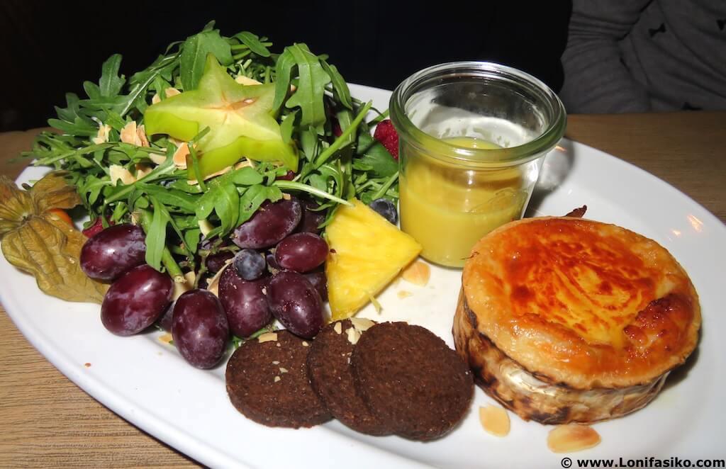 Comer en Düsseldorf restaurantes
