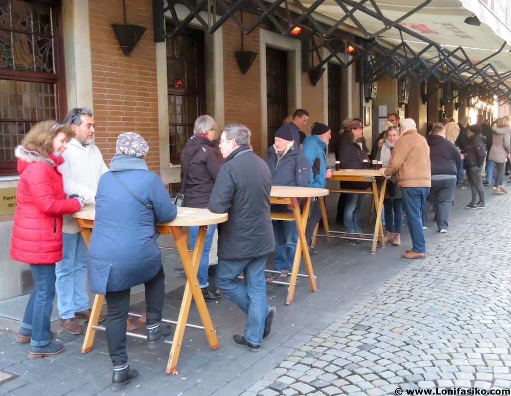 Dónde beber cerveza en Düsseldorf