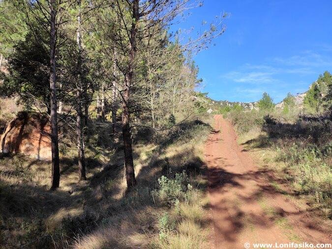 Ruta Cruz de Motrico desde La Rioja