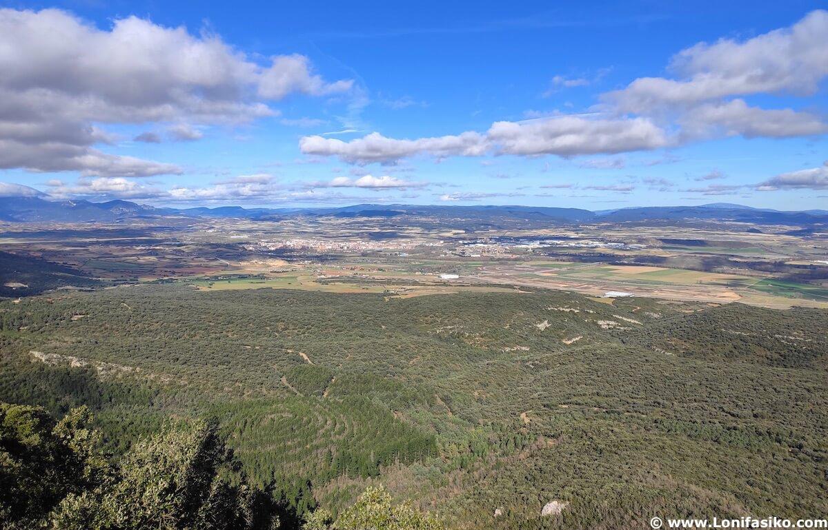 Ruta Cruz de Motrico Miranda de Ebro