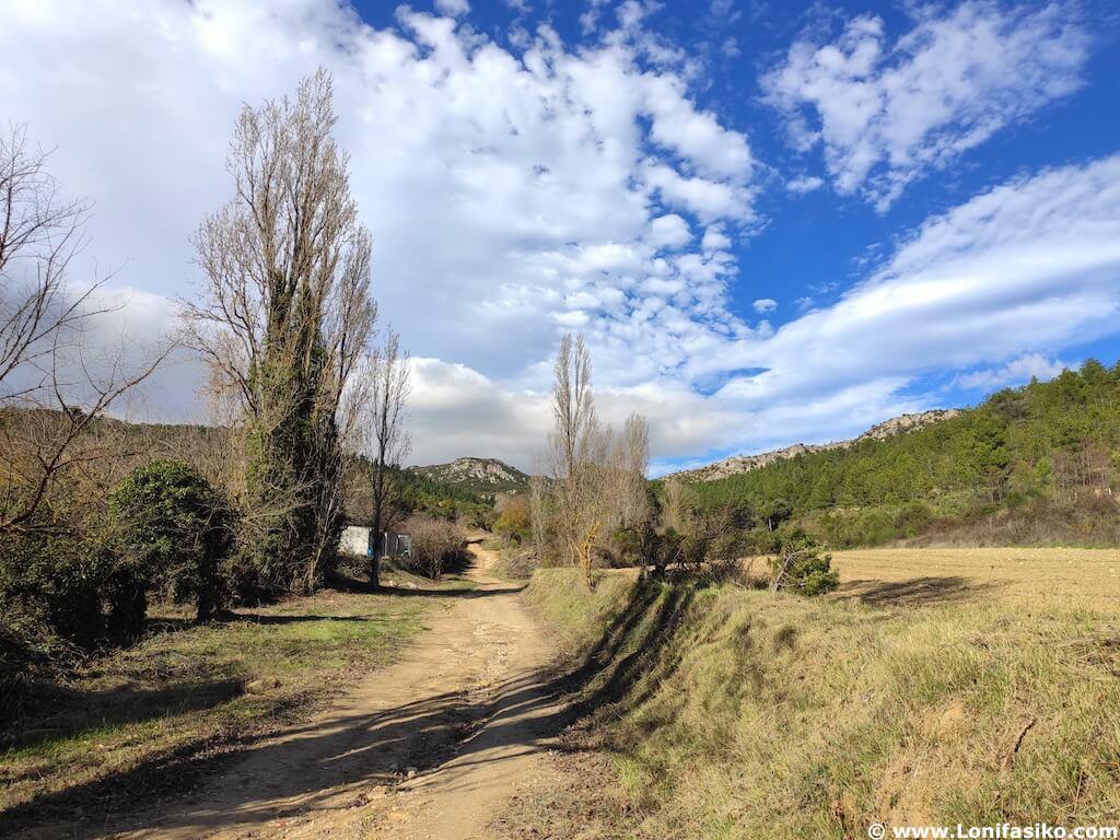 rutas senderismo villalba de rioja