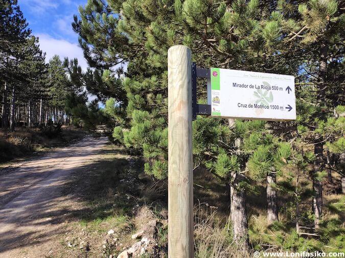 subida a la cruz de motrico montes obarenes