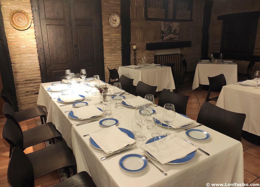 Dónde comer cerca de Ezcaray en La Rioja