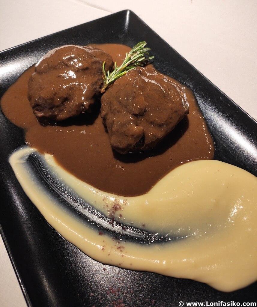Restaurante Los Caballeros en Santo Domingo de La Calzada en La Rioja