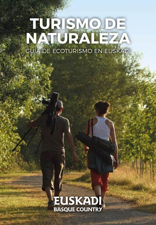Guía ecoturismo Euskadi - País Vasco