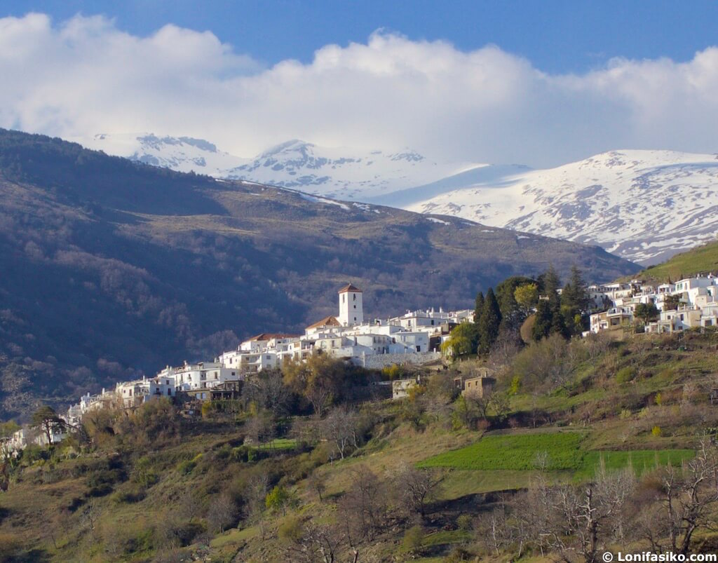 Capileira Granada Sierra Nevada