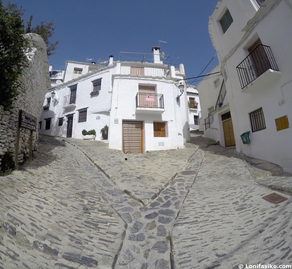 Capileira lugares de interés Granada