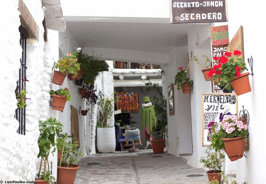 Fotos Pampaneira Alpujarra Granada