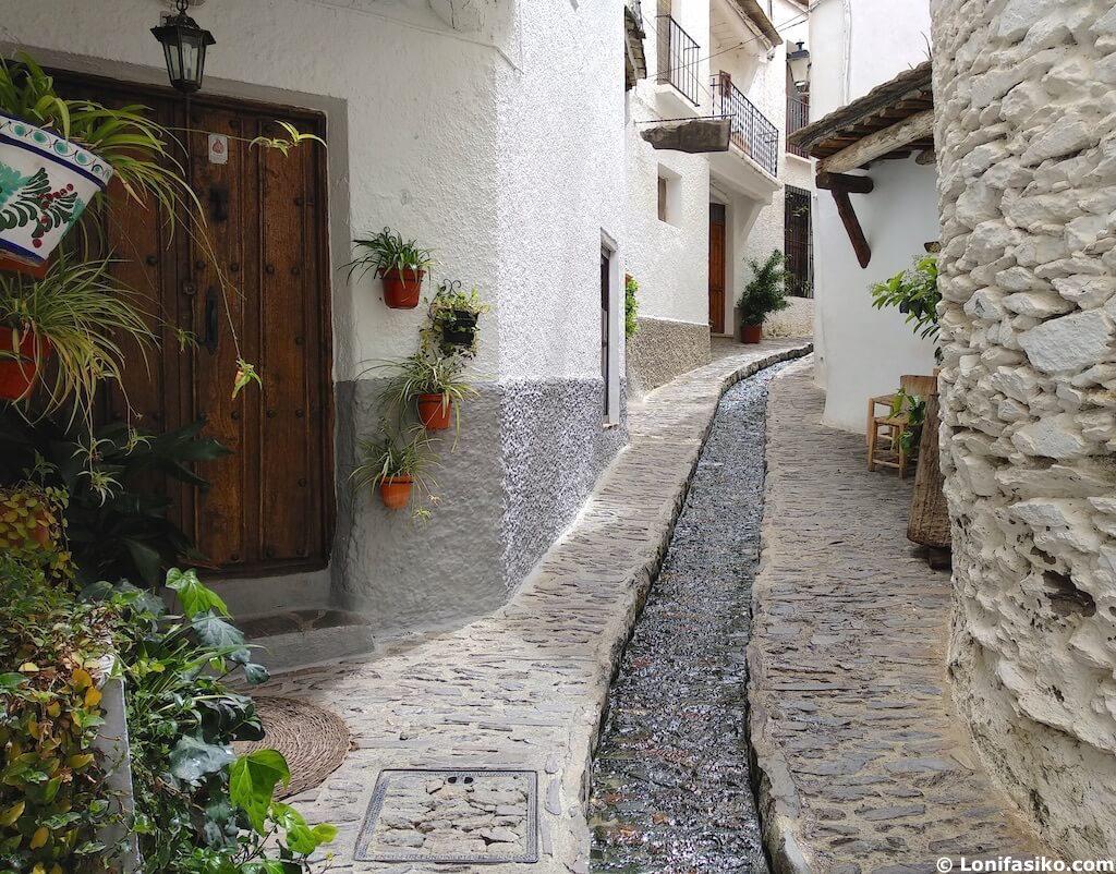 Fotos calle Veronica en Pampaneira Granada