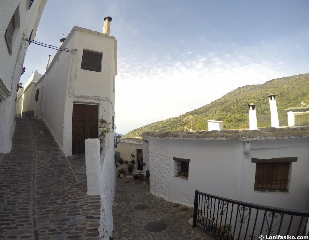 Pampaneira pueblos bonitos Alpujarra Granada