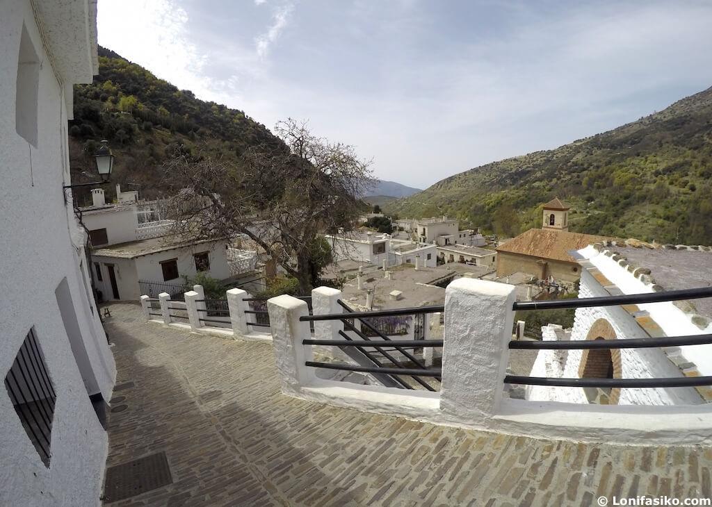 Que ver en Pampaneira Granada