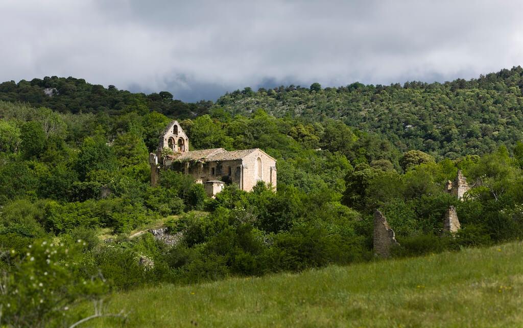 Ribera Parque Natural Valderejo