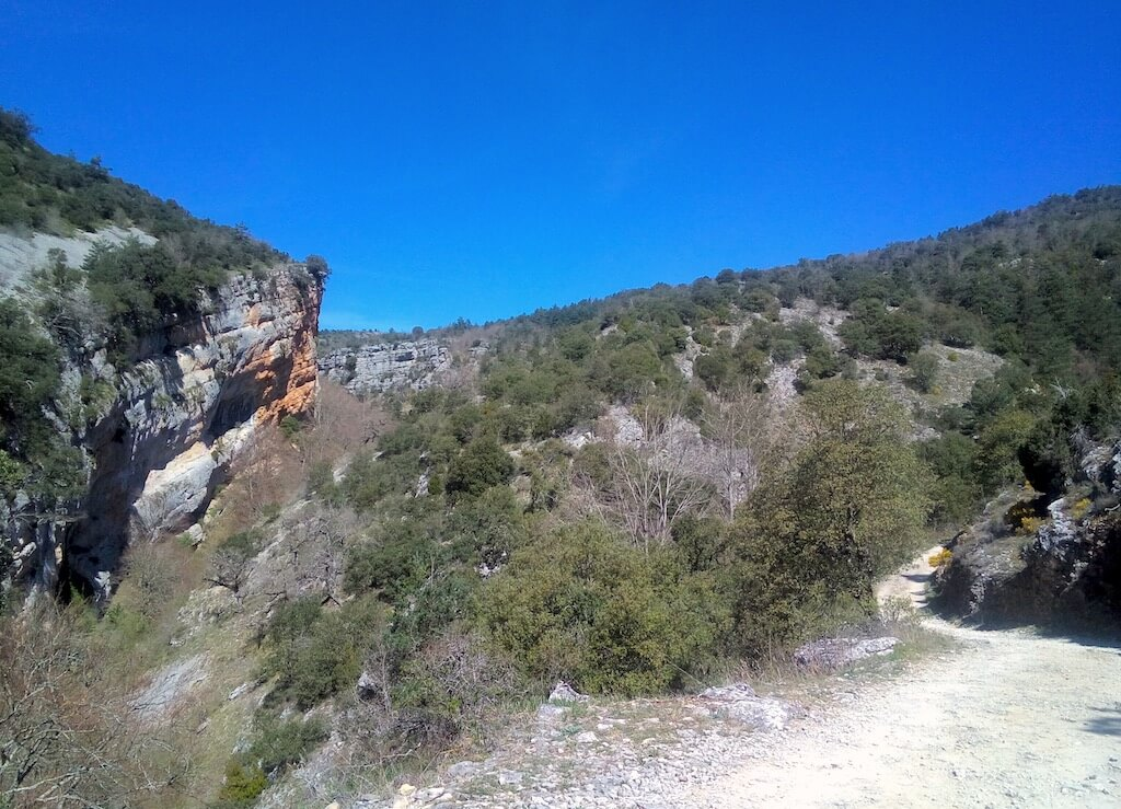 Rutas parque natural Valderejo Alava