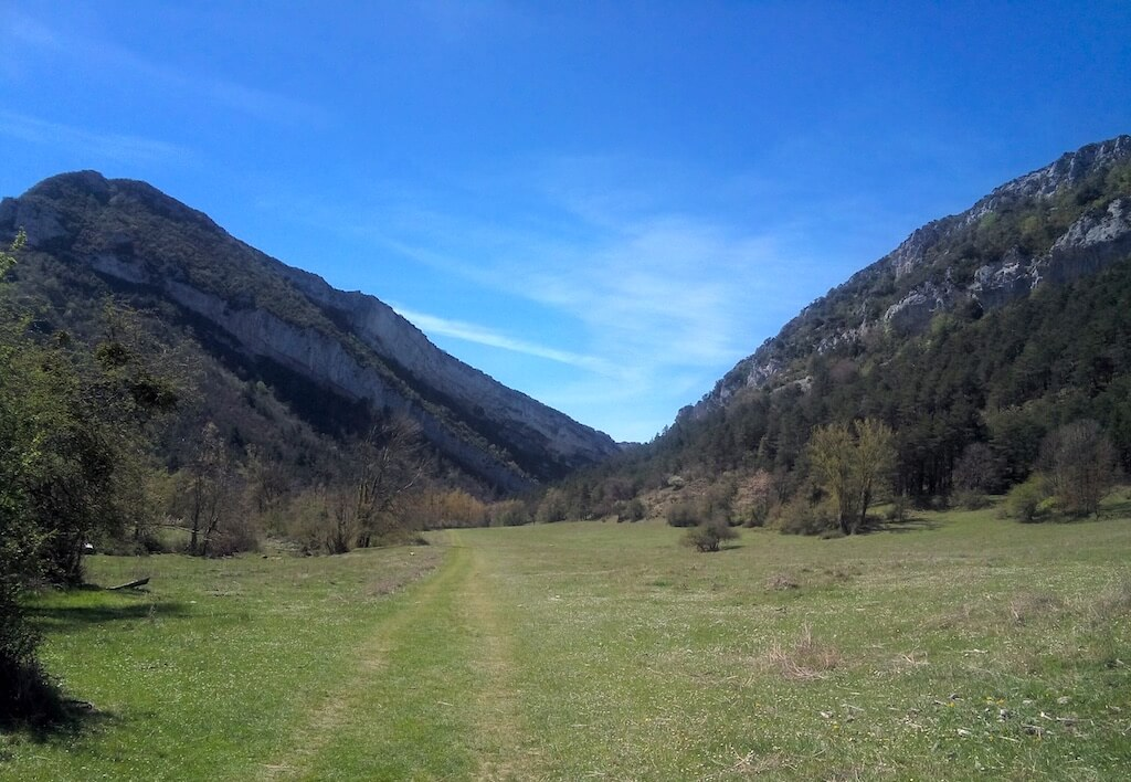 Rutas senderismo en Valderejo