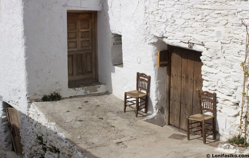 Slow Travel Alpujarra Granada Capileira
