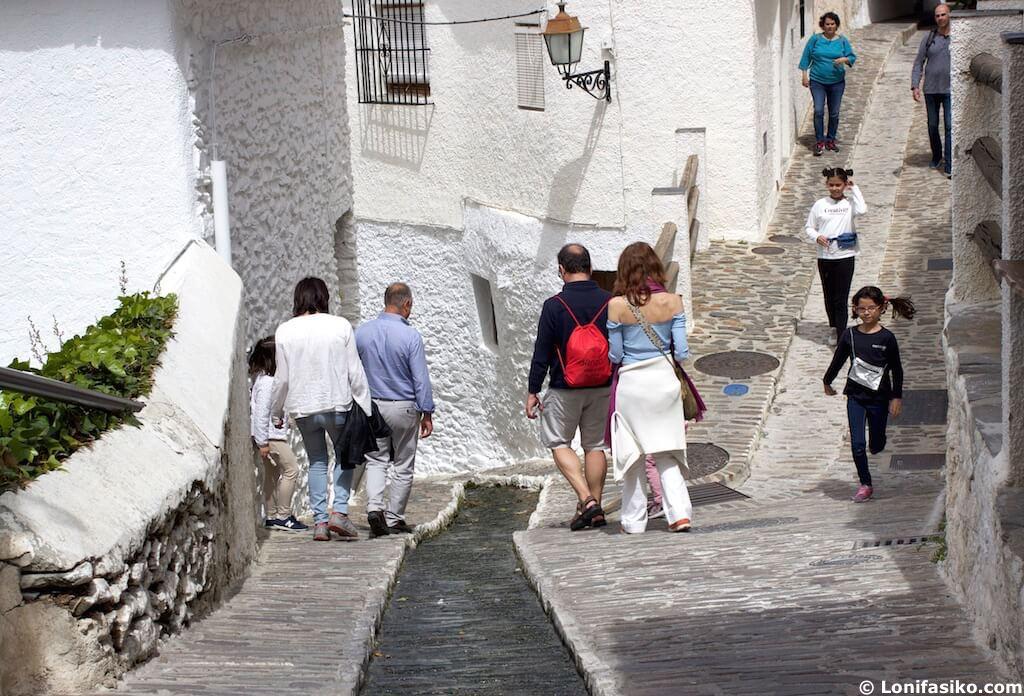 Turismo Alpujarra Granada Pampaneira