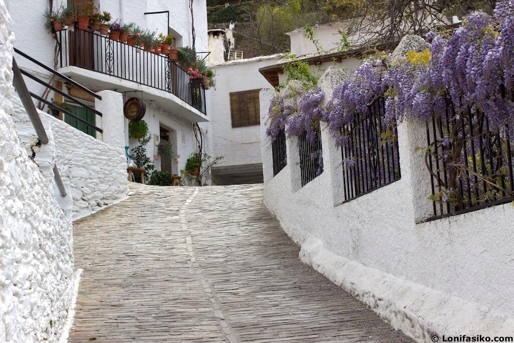 Visitar Pampaneira Alpujarra Granada