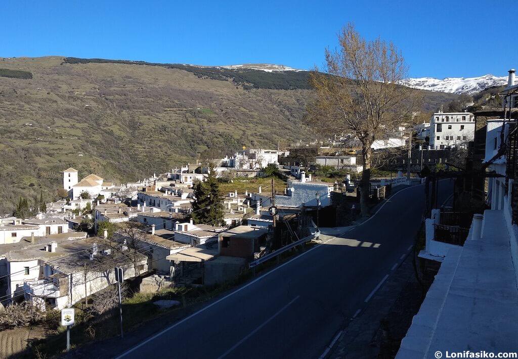 Bubión Alpujarra Granada Sierra Nevada