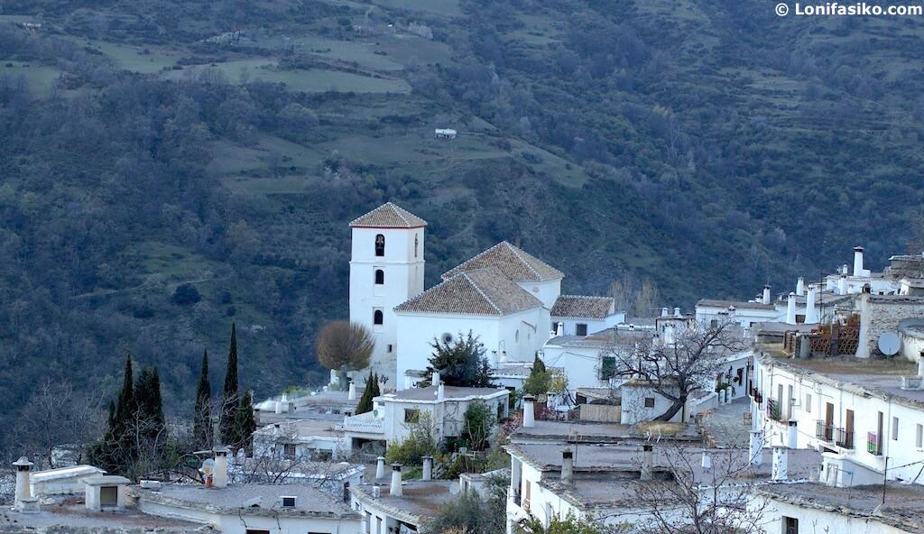 Bubión pueblos Alpujarra Granadina