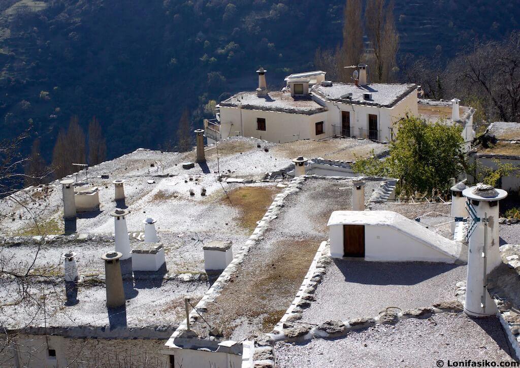 fotos terraos Alpujarra Granadina