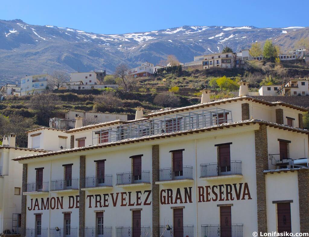 Fotos Trevélez Granada Sierra Nevada
