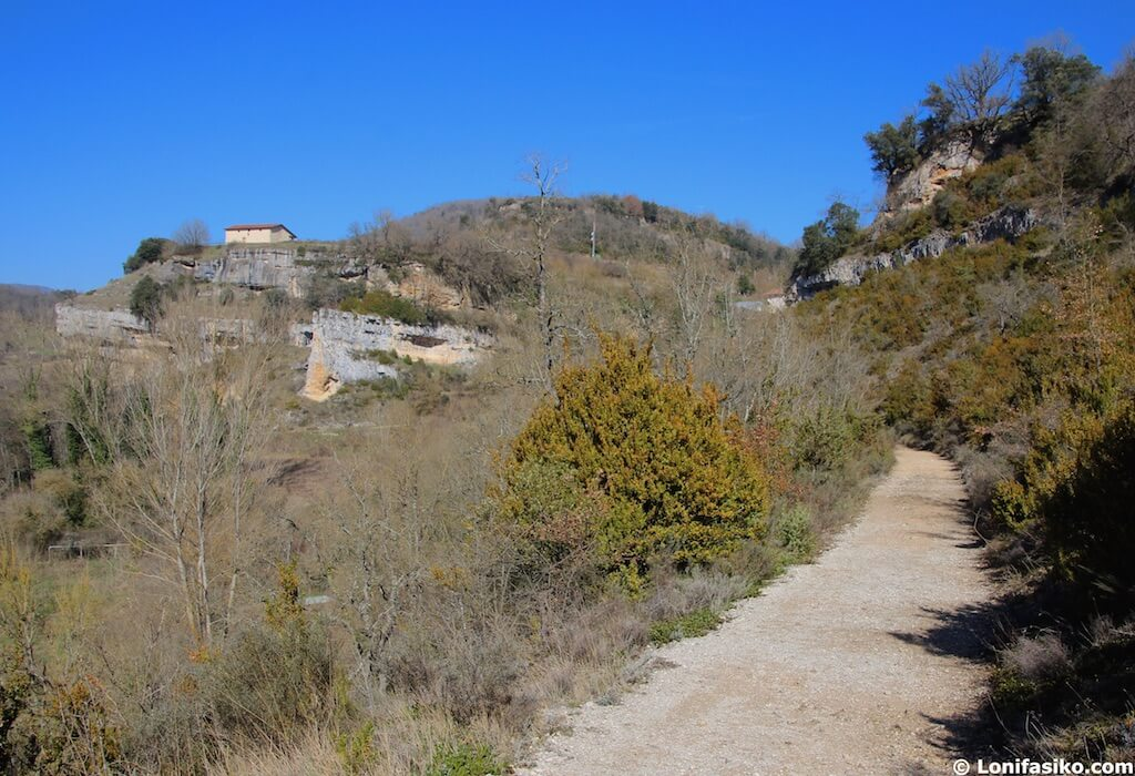 parque natural de izki alava