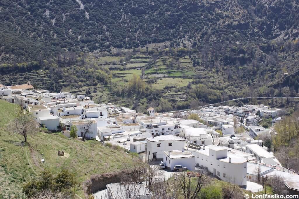 Qué ver en Trevélez Alpujarra Granadina