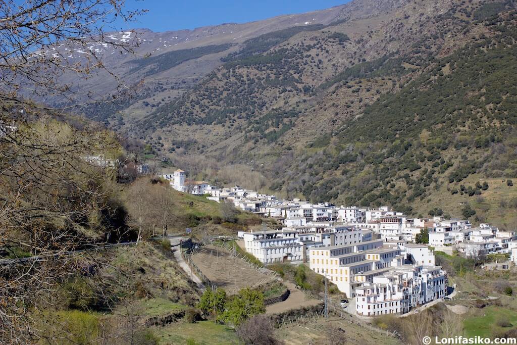 Qué ver en Trevélez Granada