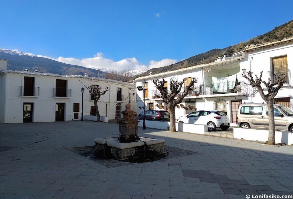 qué ver en Bubión Granada
