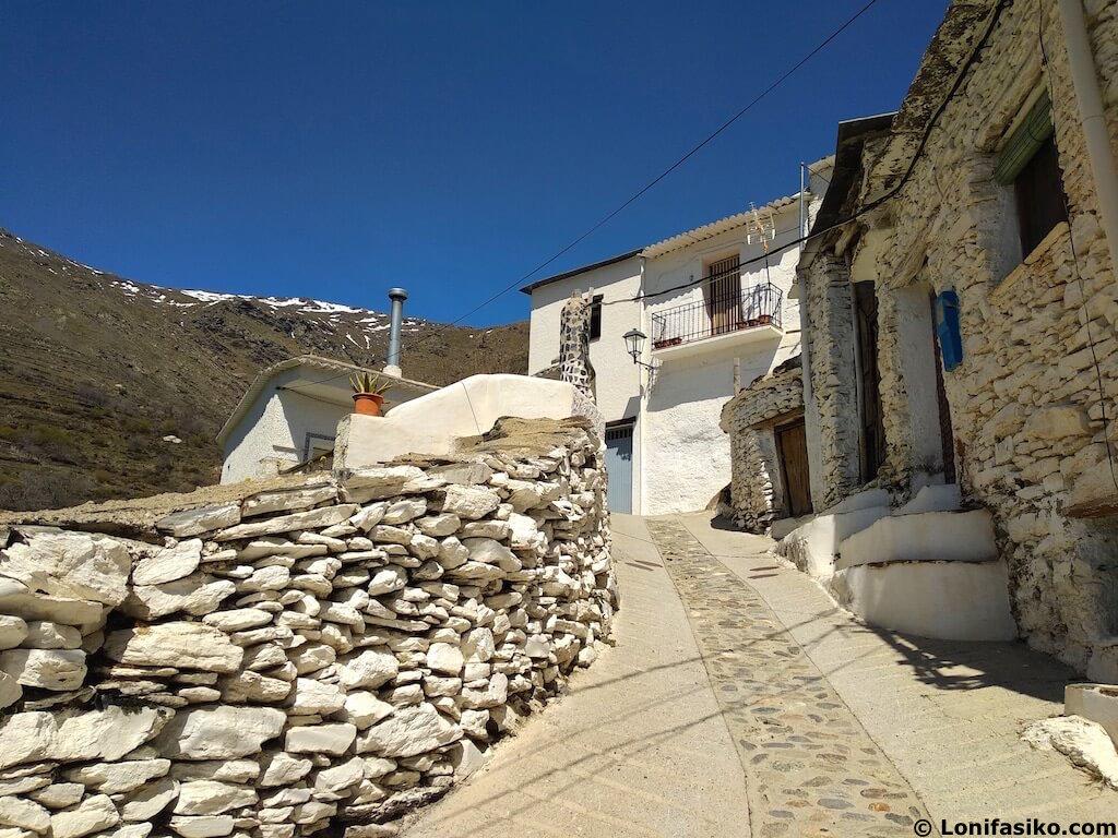 ruta visitar Trevélez Granada
