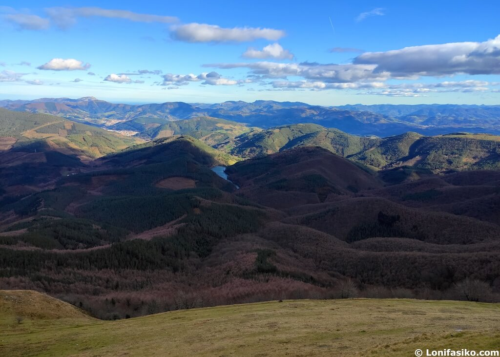 fotos montes gipuzkoa