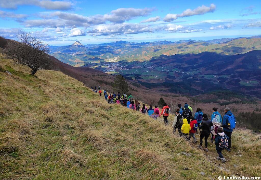 turismo activo en el pais vasco