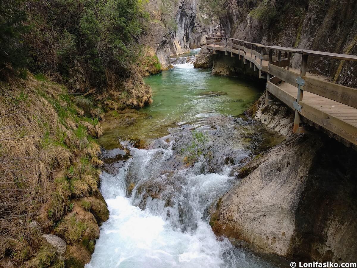 cerrada de elias ruta rio borosa