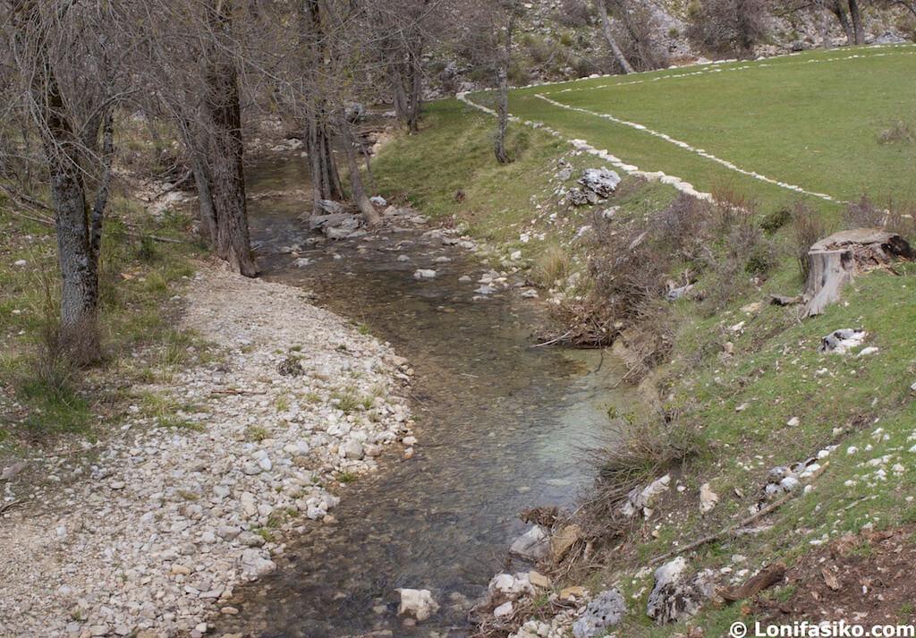 donde nace el rio guadalquivir cazorla