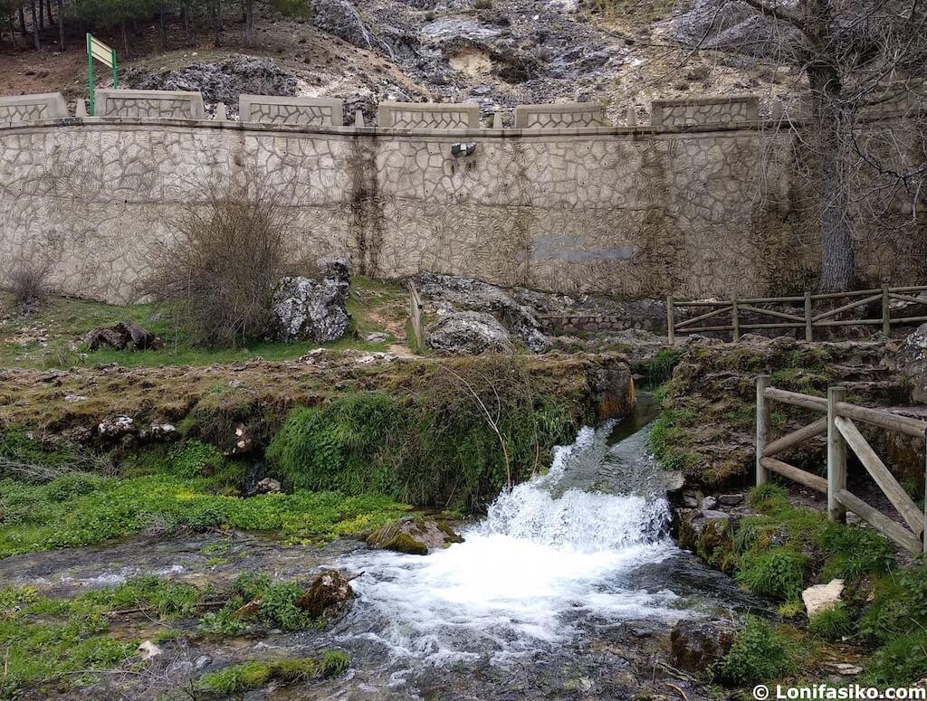 donde nace el rio segura jaen
